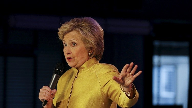 Una broma de tinte racista con la participación de Clinton desata una polémica en EE.UU. (VIDEO)