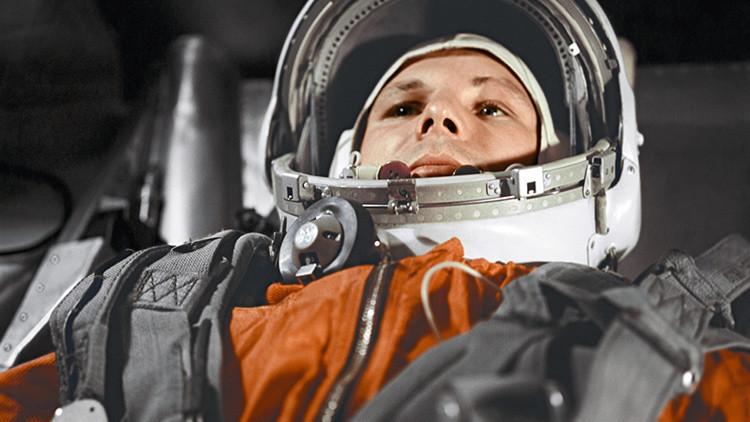 """Lavrov: """"La hazaña de Yuri Gagarin encarna el heroísmo del pueblo ruso"""""""