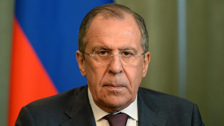 Lavrov insta a no especular sobre las relaciones de Rusia con América Latina