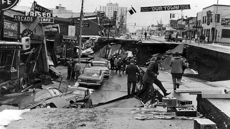 Resuelto un misterio de hace 50 años: revelan la causa del tsunami que destruyó un pueblo en Alaska