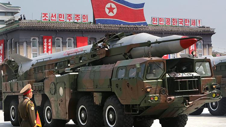 Corea del Norte puede estar preparándose para lanzar misiles que alcancen la costa del Pacífico