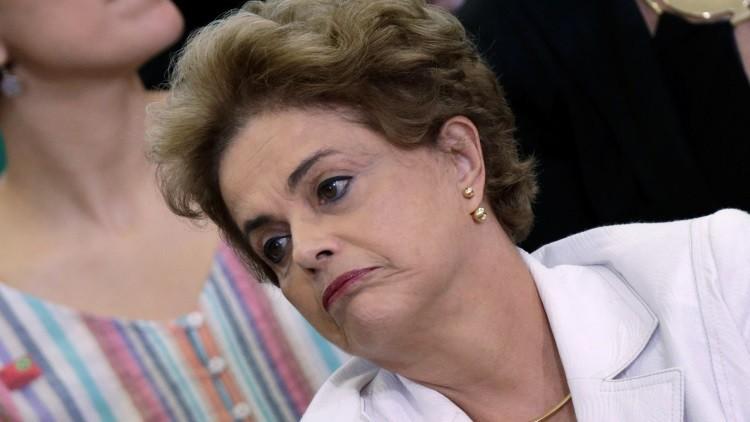 """""""'Impeachment' de Rousseff quiere favorecer a las multinacionales petroleras norteamericanas"""""""