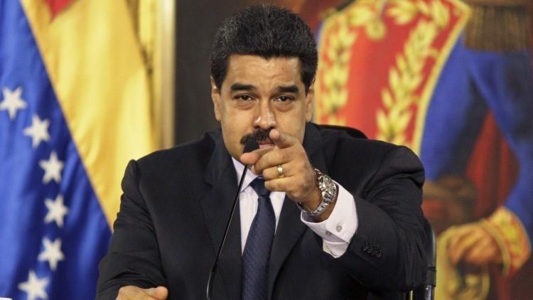 Maduro denuncia presión de EE.UU. contra la OPEP y Rusia para que fracase el acuerdo petrolero