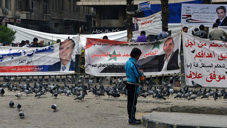 Comicios en plena guerra: comienzan las elecciones parlamentarias en Siria