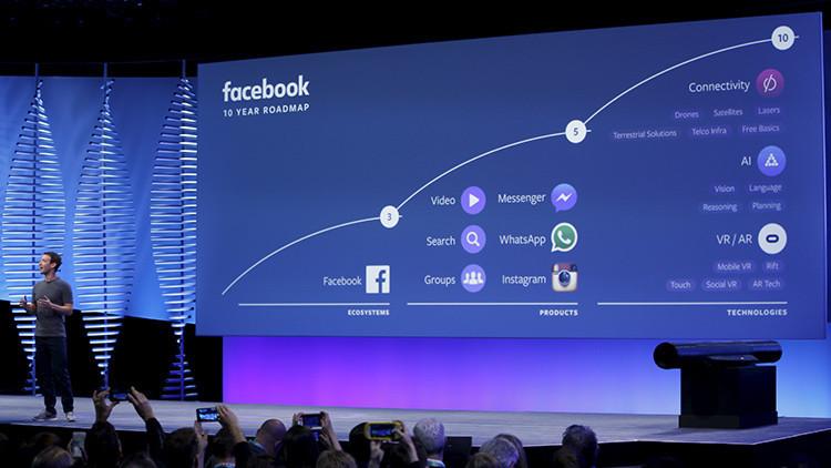 ¿Cómo reinará Zuckerberg el mundo?