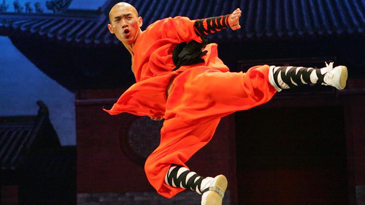 Desarrollo de la obra teatral 'Guerreros de Shaolin: Maestros Legendarios de Kung Fu' en el Capitol Theatre de Sídney (Australia), el 16 de enero de 2007.