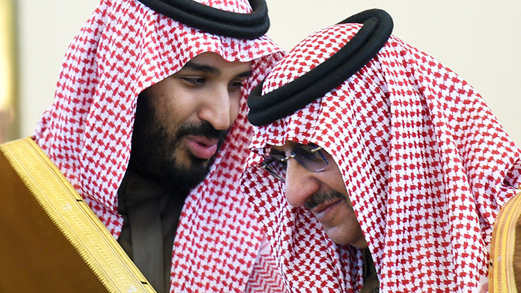 'Juego de tronos': La corona de Arabia Saudita se dirige hacia una inevitable crisis sucesoria