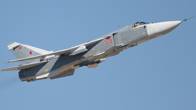 Washington denuncia que Su-24 rusos sobrevuelan un destructor de EE.UU. en el Báltico