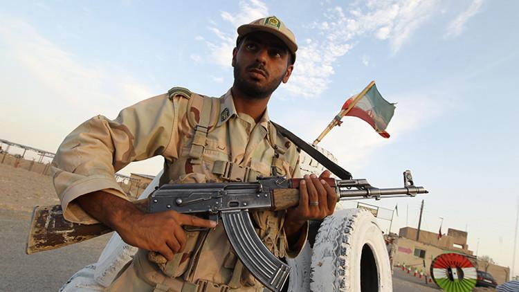 Irán neutraliza 3 grupos terroristas en sus fronteras occidentales y orientales