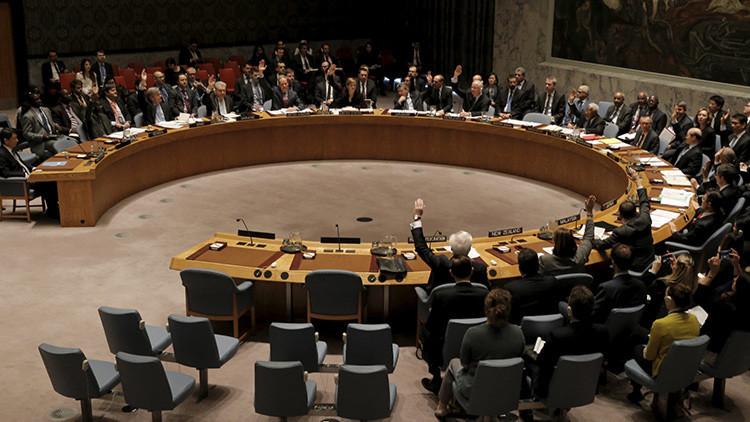 Rusia y China presentan a la ONU un proyecto de resolución contra el uso de armas químicas en Siria