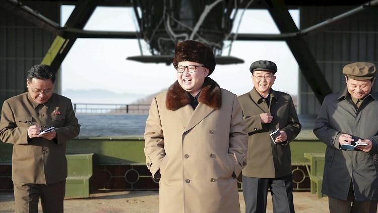 Líder del Estado de Corea del Norte Kim Jong-un