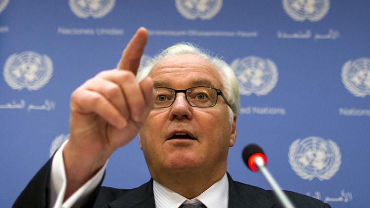 """Rusia advierte a EE.UU. del riesgo de las """"aventuras unilaterales"""" en Libia"""