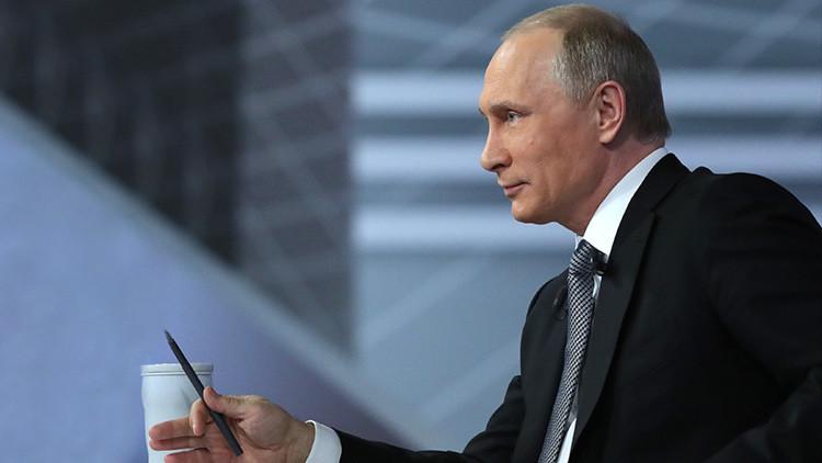 ¿Qué aclaró Putin a los rusos? Resumimos las respuestas más destacadas del presidente