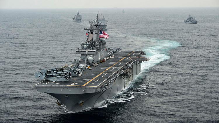 """Putin: EE.UU. no debe actuar desde """"una posición de fuerza"""" y """"con ambiciones imperiales"""""""