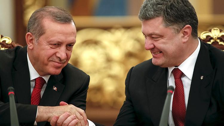 Una niña de 12 años pregunta a Putin si salvaría a Poroshenko o a Erdogan de un ahogamiento