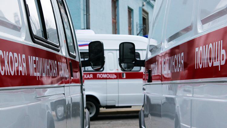 Un adolescente sobrevive tras caer desde un 14.º piso en el sur de Rusia (Video)
