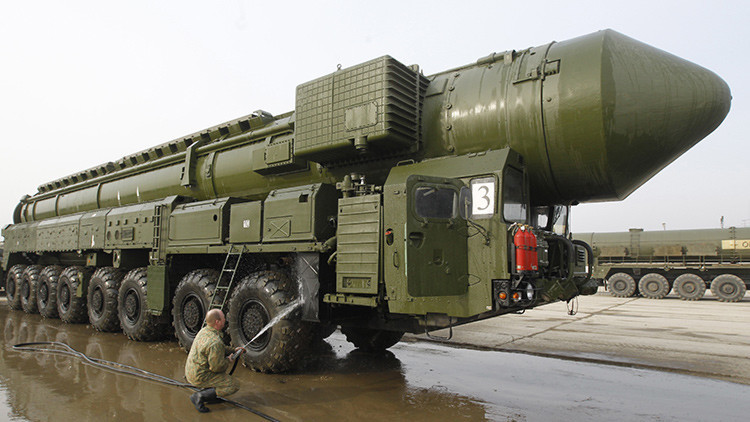 El Pentágono desarrolla armas para neutralizar misiles antes de lanzamiento