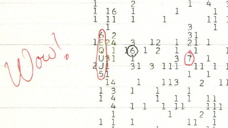 La señal 'Wow': el caso de las ondas extraterrestres podría ser resuelto