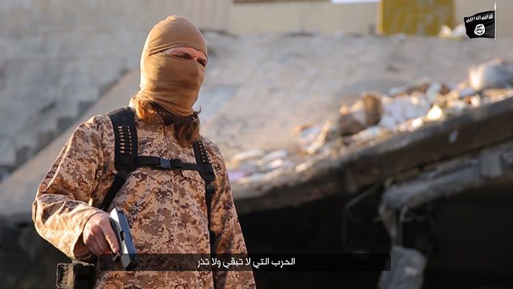 """El Estado Islámico ejecuta a un alto comandante por """"alta traición"""""""