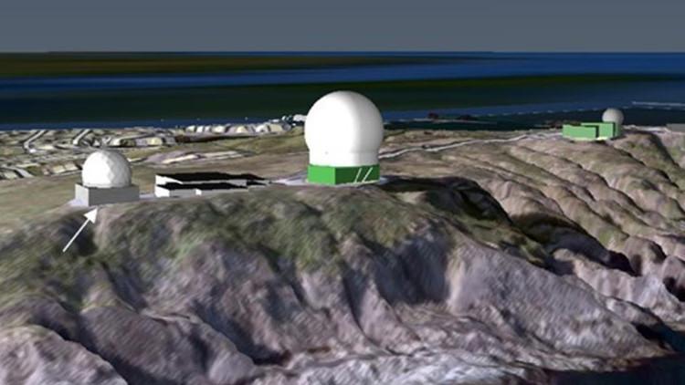 Noruega publica imágenes de radares apuntados contra Rusia