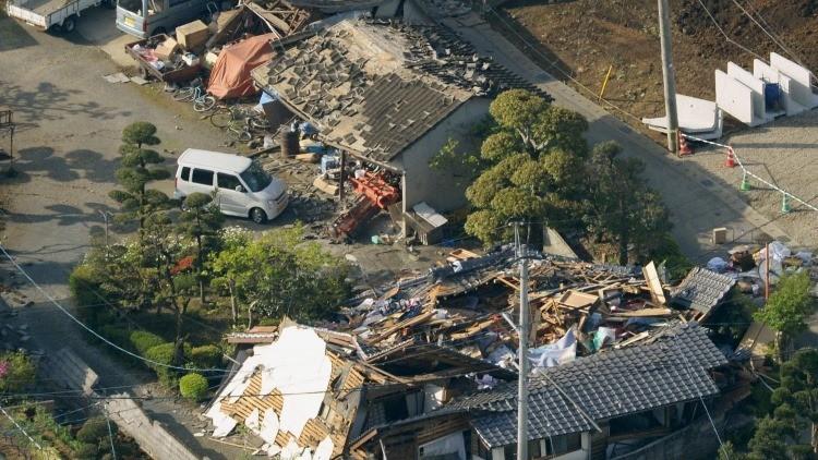 Nuevo sismo de 5,5 sacude el sur de Japón