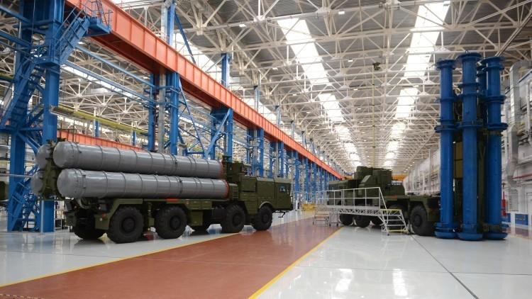 Los sistemas de defensa antiaérea S-500 pronto estarán a disposición del Ejército de Rusia