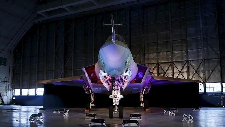 ¿Qué se siente al pilotar el caro caza polivalente F-35 de EE.UU.?