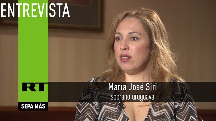 Entrevista con María José Siri, soprano uruguaya