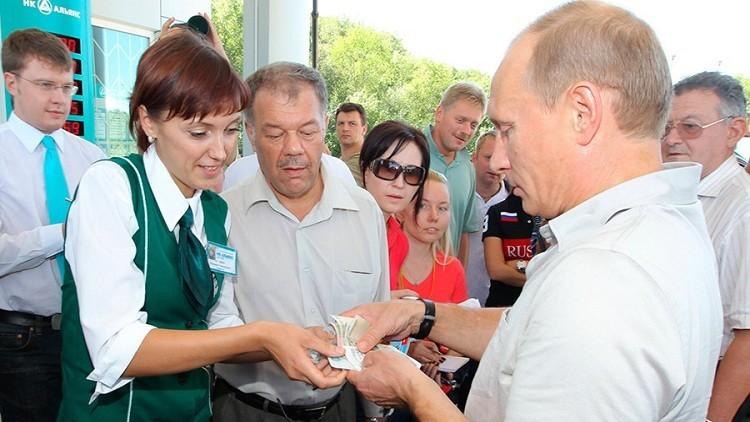 ¿Cuánto ganan Vladímir Putin y sus ministros?: un reporte oficial del Kremlin lo revela