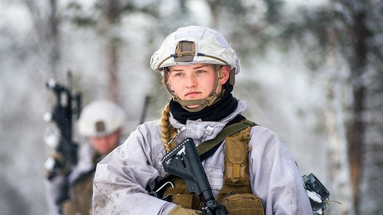 Cuidado con 'Las cazadoras', la primera unidad de fuerzas especiales femenina en el mundo (Fotos)