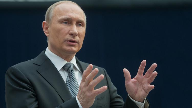 Putin revela las ventajas competitivas de Rusia