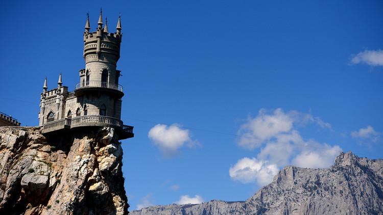 La península de Crimea, joya turística y lugar histórico de Rusia
