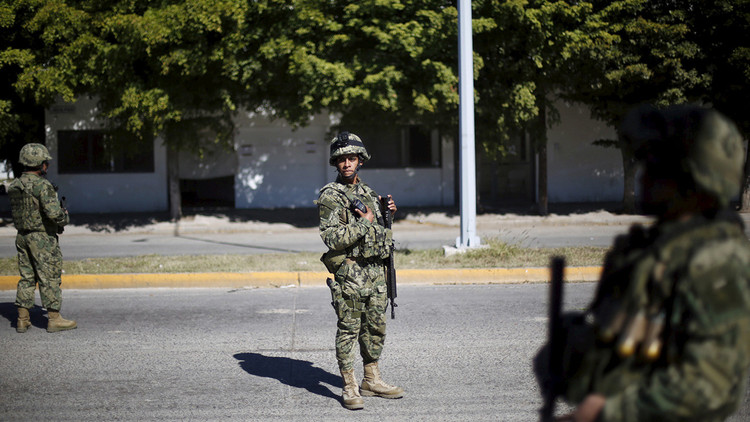 El Ejército mexicano pide perdón por los militares que torturaron a una mujer (video)