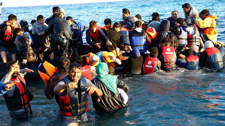 Macabro hallazgo: pescadores turcos encuentran entre sus redes el cuerpo de una niña siria (Foto)