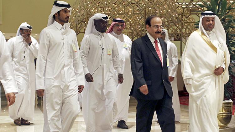 Las negociaciones de Doha para congelar la extracción de crudo finalizan sin acuerdo