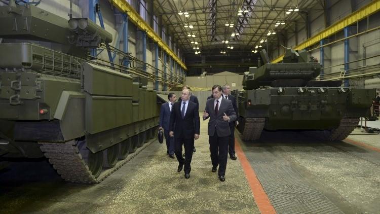 Las capacidades del Ejército ruso ponen en tela de juicio los planes del Pentágono