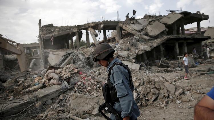 Rebaños de cabras y mansiones lujosas entre los gastos de EE.UU. para reconstrucción de Afganistán