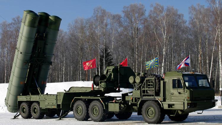 China e India están interesados en comprar los sistemas de defensa antiaérea rusos S-400