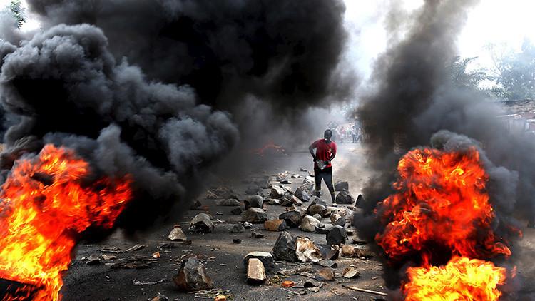 El país que se ahoga en sangre mientras la comunidad internacional mira hacia otro lado