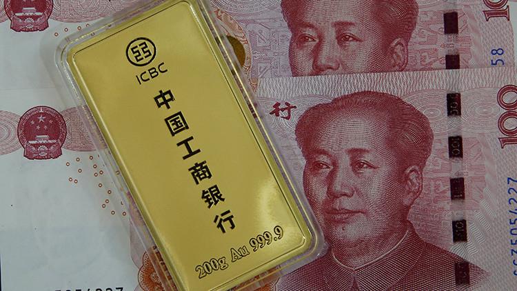 China se prepara para determinar por sí misma el precio de oro
