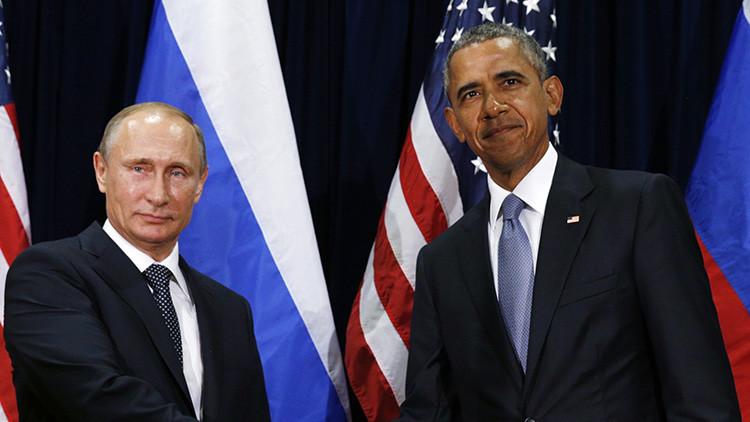 Las claves de la conversación telefónica entre Putin y Obama sobre la actualidad mundial