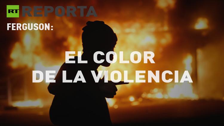 RT Reporta (E28). Ferguson: El color de la violencia
