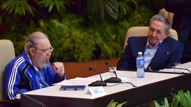 Raúl Castro es reelegido como primer secretario del Partido Comunista de Cuba