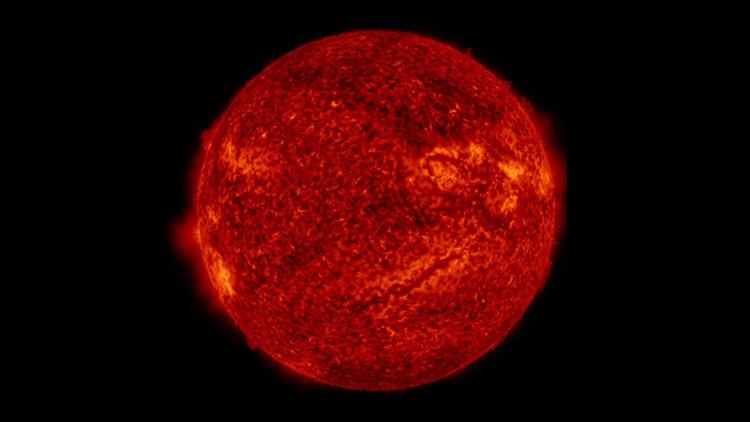 Video: El Sol emite una potente corriente de radiación en un fulgurante 'pálpito'