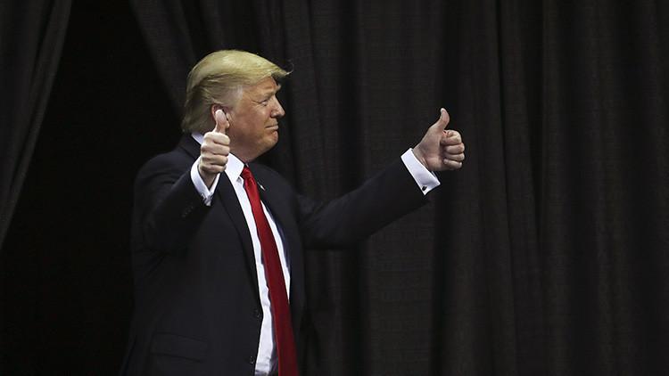 Donald Trump gana las primarias republicanas de Nueva York
