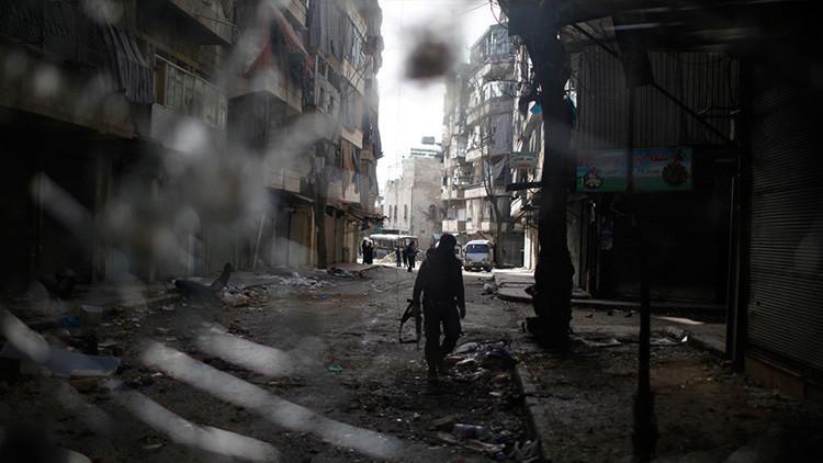 """""""Siria es víctima del terrorismo europeo"""""""