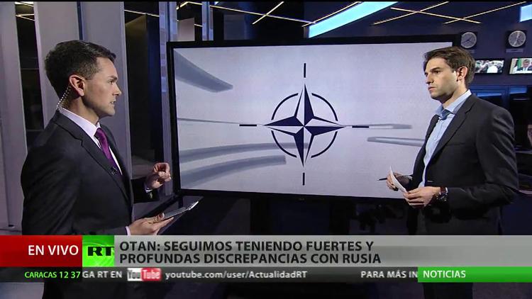 Rusia: La OTAN intenta ejercer presión militar sobre el país
