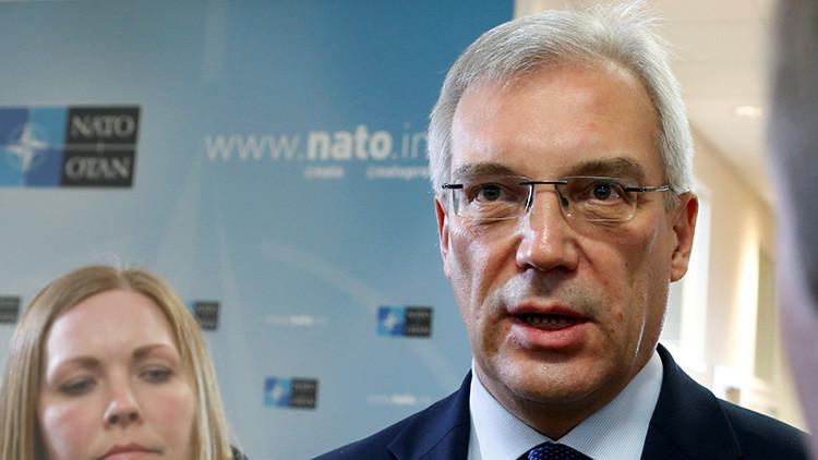 """""""El deterioro de la seguridad en Europa se debe a la política de la OTAN contra Rusia"""""""