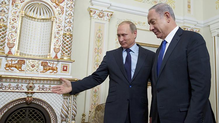 Netanyahu se reúne con Putin ante la inquieta mirada de Washington