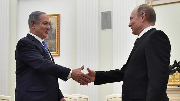 La visita del primer ministro israelí a Moscú: ¿De qué han hablado Putin y Netanyahu?